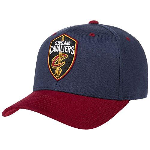 Mitchell & Ness Curved 110 Snapback 2 Tone Team Logo Cleveland Cavaliers | NBA