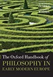 The Oxford Handbook of the History of Political Philosophy (Oxford Handbooks) (2013-07-12)