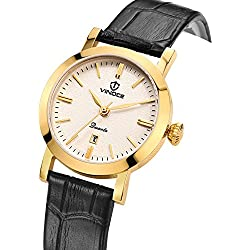 Simple casual watches/Waterproof quartz watches/Ladies fashion watches-C