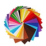 Imported 40 Color Acrylic Blend Felt Non...
