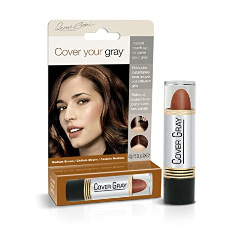 Cover Your Gray Touch-Up Stick (mini box) Medium Brown (Haarfarbe) -
