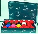 Snooker-Ballsatz Aramith 52,4 mm. Kugel_140502 Bild