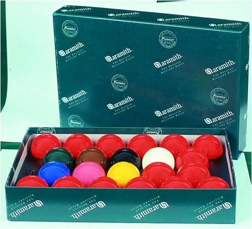 Snooker-Ballsatz Aramith 52,4 mm. Kugel_140502 -