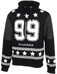 Rivaldi black - Aklavu black sweat - Sweat