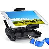 KUUQA Extensible Support de Support de Tablette avec Lanière pour Dji Mavic Air / Mavic Pro / Dispositif de Télécommande Spark (Drone Non Inclus)