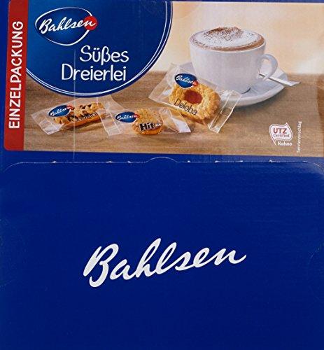Preisvergleich Produktbild Bahlsen Süsses Dreierlei Portionspackung,  1er Pack (1 x 987 g)