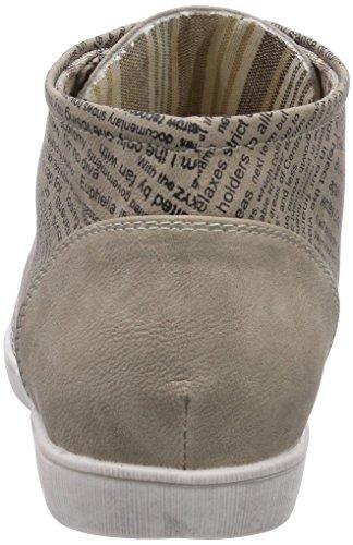 Rieker 47940 Damen Hohe Sneakers Beige (muschel / 60)