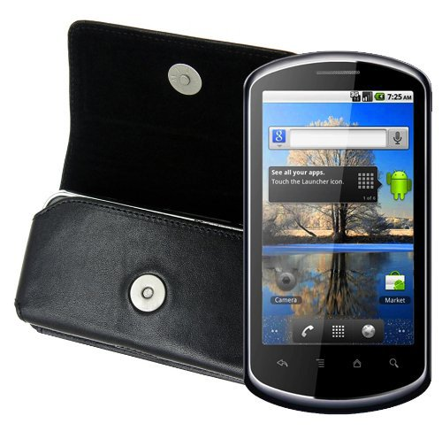 Original MTT Quertasche fuer / Huawei U8800 IDEOS X5 / Horizontal Tasche Ledertasche Handytasche Etui mit Guertelclip*