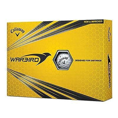 Callaway Warbird Golfball 1Dutzend