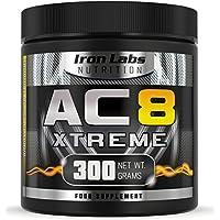 AC8 Xtreme (Tropischer) - HARDCORE Pre-Workout Nahrungsergänzungsmittel | MAXIMUM STRENGTH, 20-40 Portionen |... preisvergleich bei fajdalomcsillapitas.eu