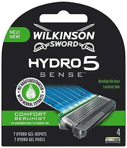 Wilkinson Rasierklinge Hydro 5 Sense im Test