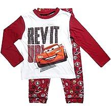 Disney Cars 3 Kollektion 2017 Ökotex Standard 100 Schlafanzug 92 98 104 110 116 122 128 Jungen Pyjama Neu Lang Lightning McQueen Weiß-Rot