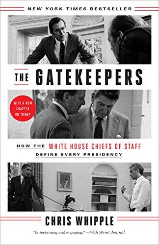 The Gatekeepers por Whipple Chris