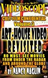 Art-House Video Revisited (Cult-Film Confidential) (English Edition)