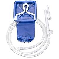 ZenMedix Premium Einlauf-Set (2 Liter) | Darmreinigungs-Set für Darmeinlauf | Einlaufbecher zur Reinigung des Darms | Komplettes Irrigator-Set für Darmeinlauf | Klistier-Einlauf zur inneren Reinigung