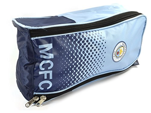 Man City Fade Design Bootbag