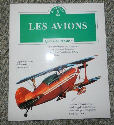 Les Avions Qu'y A-t-il Dedans
