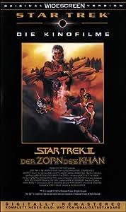Star Trek 02 - Der Zorn des Khan [VHS]