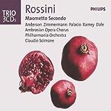 Rossini - Maometto Secondo