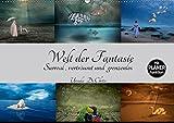 Welt der Fantasie - Surreal, verträumt und grenzenlos (Wandkalender 2018 DIN A2 quer): Surreale Bildkompositionen - Lassen Sie der Fantasie freien ... ... [Kalender] [Apr 04, 2017] Di Chito, Ursula