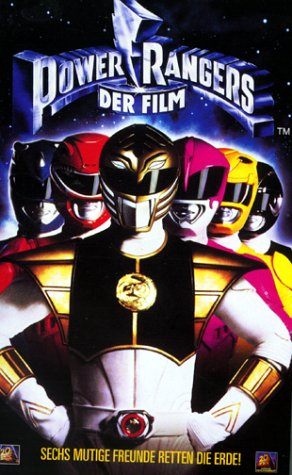 Preisvergleich Produktbild Power Rangers  1 - Der Film [VHS]
