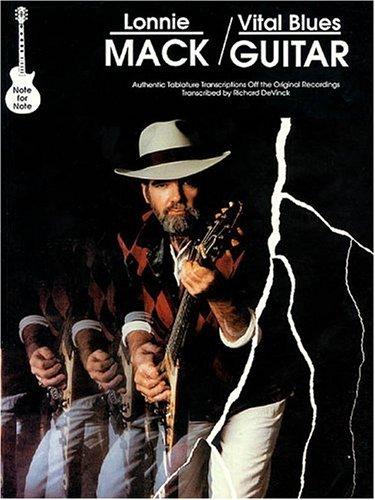 Lonnie Mack - Vital Blues Guitar