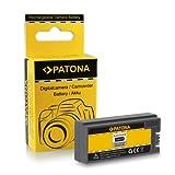 Akku / Batterie wie NP-FC10 / NP-FC11 für Sony Cybershot DSC-P2 | DSC-P3 | DSC-P5 | DSC-P7 | DSC-P8 | DSC-P9 | DSC-P10 | DSC-P12 | DSC-F77 | DSC-FX77 | DSC-V1