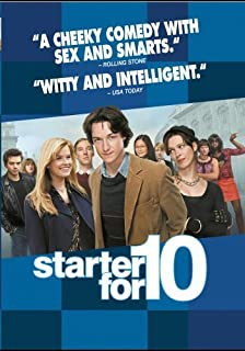 Starter for 10 by James Mcavoy