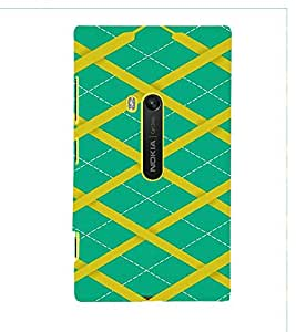 PrintVisa Sweater Design 3D Hard Polycarbonate Designer Back Case Cover for Nokia Lumia 920