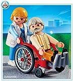 Playmobil® 4226Pflegerin with Patient