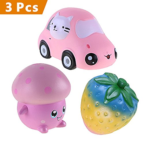 Toys & Hobbies Lovely Squishy Toys Tpr Blowing Animal Wave Ball Toys For Chlidrenstress Relief Slow Rising Antistress Toys Soft Rubber Inflatable Ball To Make One Feel At Ease And Energetic Novelty & Gag Toys