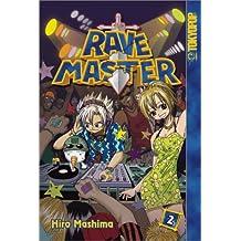 Rave Master Volume 2 (RAVE MASTER (GRAPHIC NOVEL))