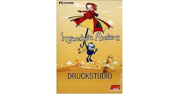 Irgendwie Anders Druckstudio Amazon De Software