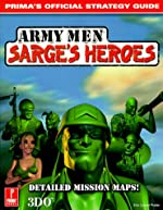 Army Men Sarge's Heroes - Prima's Official Strategy Guide de Prima Development