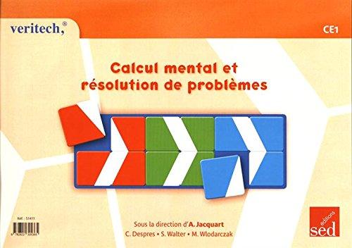 Calcul mental et résolution de problèmes CE1