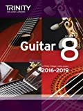 Guitar Exam Pieces Grade 8 2016-2019