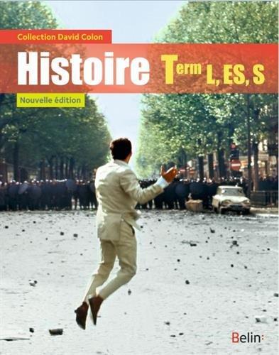 Histoire Tle L, ES, S - livre de l'élève
