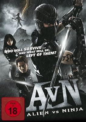 AvN: Alien vs. Ninja (Uncut)