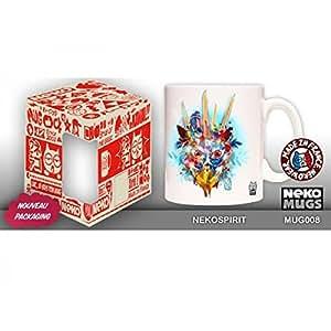 Nekowear - Mug - Ghibli - Nekospirit Concept Princesse Mononoke - 0583215028446