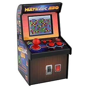 Soundlogic Xt Multicade 230 Miniature Retro Arcade Video