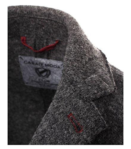 Michaelax-Fashion-Trade - Veste de costume - Uni - Manches Longues - Homme Anthrazit (756)