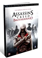 Assassin's Creed - Brotherhood: The Complete Official Guide de Piggyback