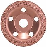 Bosch 2 608 600 176  - Vaso de amolar de metal duro - 115 x 22,23 mm; mittel, flach (pack de 1)