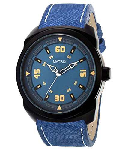 Matrix Explorer Analog Blue Dial Men's Watch-WCH-150-A  available at amazon for Rs.249