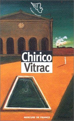 Chirico, Vitrac : Brefs écrits sur l'art