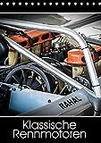 Klassische Rennmotoren (Tischkalender 2018 DIN A5 hoch): Damals gab es Rennwagen mit Motoren die Heute als Klassich gelten. (Monatskalender, 14 Seiten ... [Apr 04, 2017] Mulder / Corsa Media, Michiel