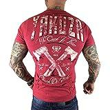 Yakuza Original Herren We Come in Peace T-Shirt
