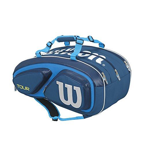 Wilson Tour V 15 Borsa, Blu