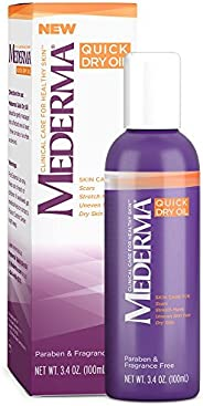 Mederma Quick Dry Oil