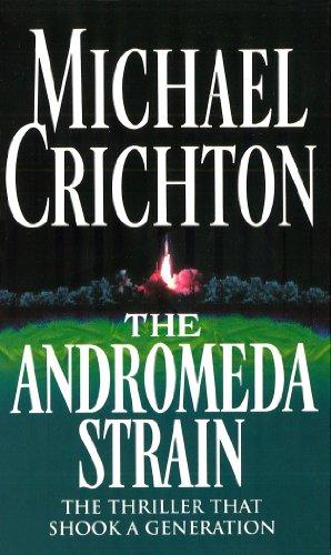 The Andromeda Strain por Michael Crichton